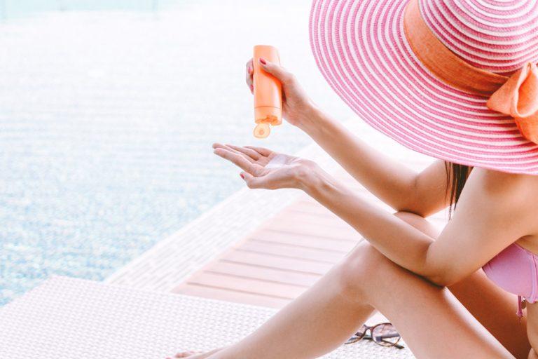 sunscreen sun screen