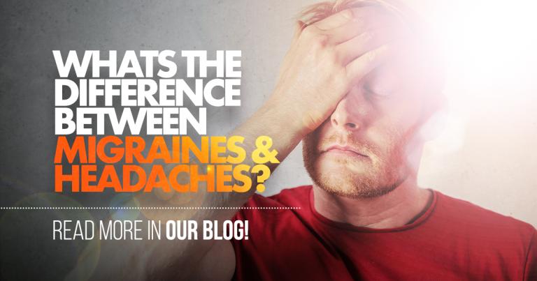 Headaches, migraines